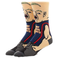 The Goonies 360 Character Collection Sloth 1 Pair Of Crew Socks