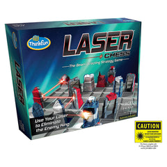 ThinkFun Laser Chess The Strategy Game