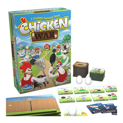 Thinkfun Chicken War Strategic Guessing Game