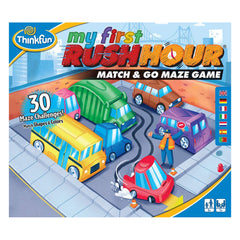 Thinkfun My First Rush Hour Match & Go Maze Game