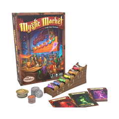 Thinkfun Mystic Market Card Game