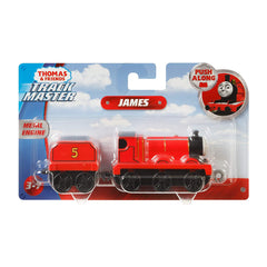 Thomas And Friends TrackMaster Push Along James Train Set