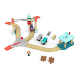 Thomas And Friends Wood Lift and Load Cargo Set