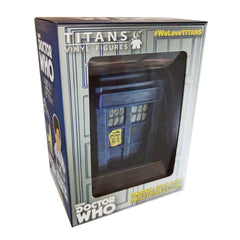 Action Figures - Doctor Who Titan  Exclusive Pandorica Opens Tardis Figure