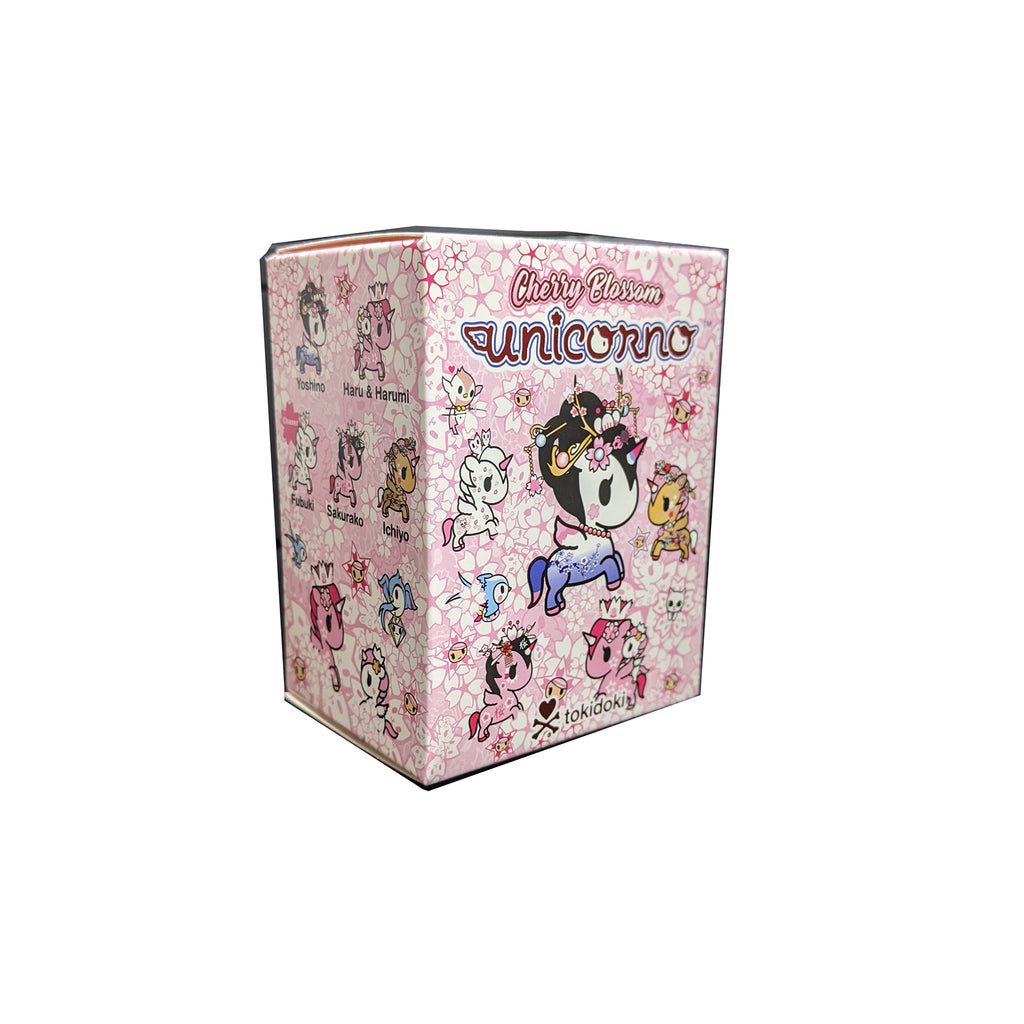 Tokidoki Cherry Blossom Unicorno Blind Box Mini Figure
