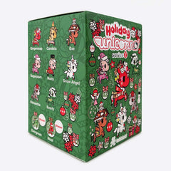Tokidoki Holiday Unicorno Series 2 Blind Box Mini Figure
