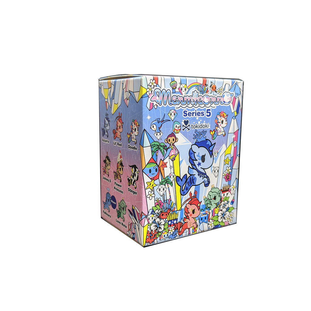 Tokidoki Mermicorno Series 5 Blind Box Mini Figure