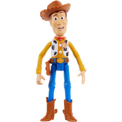 Toy Story 4 True Talkers Woody 7 Inch Action Figure