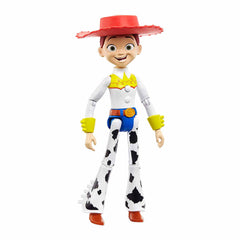 Toy Story 4 True Talkers Jessie 7 Inch Action Figure
