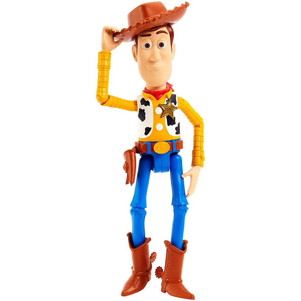 Toy Story Talking Woody 7 Inch Action Figure