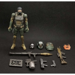 Toynami Acid Rain Eos Raider 303 Marine Team Infantry Unit