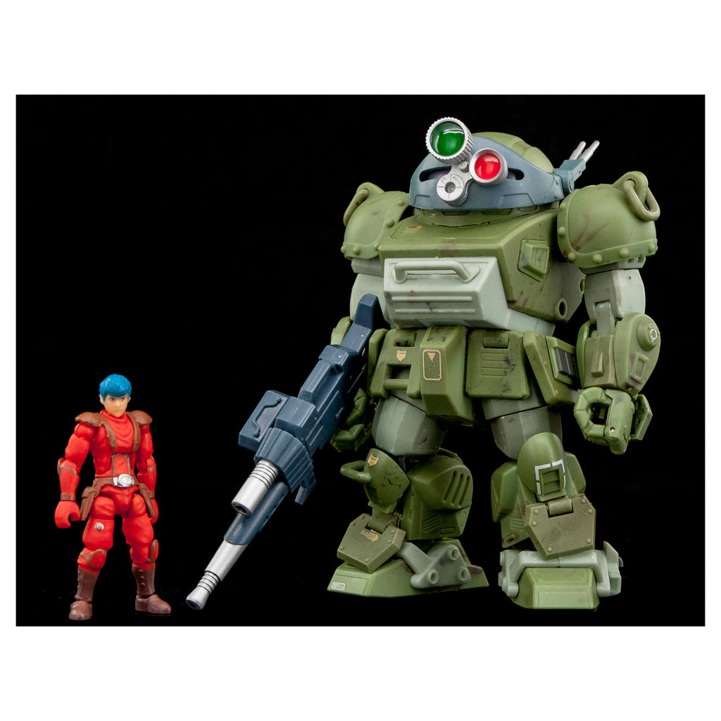 Toynami B2Five Scopedog ATM-09-ST Chirico Cuvie Infantry Unit