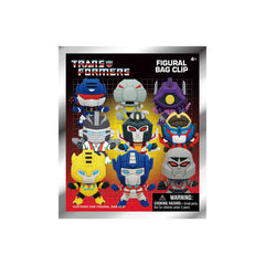 Transformers 3D Foam Bag Clip Blind Bag