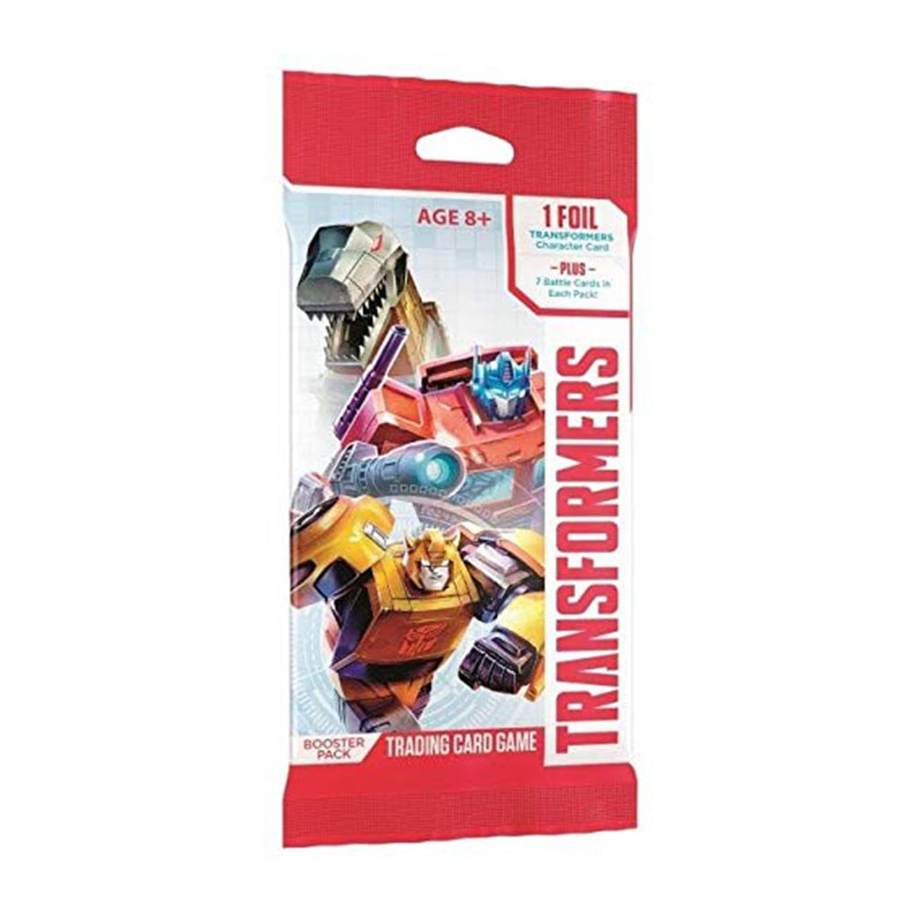 Trading Cards - Transformers Booster Pack Series 1 Trading Card Game