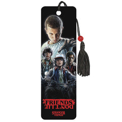 Trends International Stranger Things Friends Don't Lie Premium Bookmark