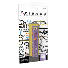 USAopoly Friends TV Series 6 Piece Dice Set