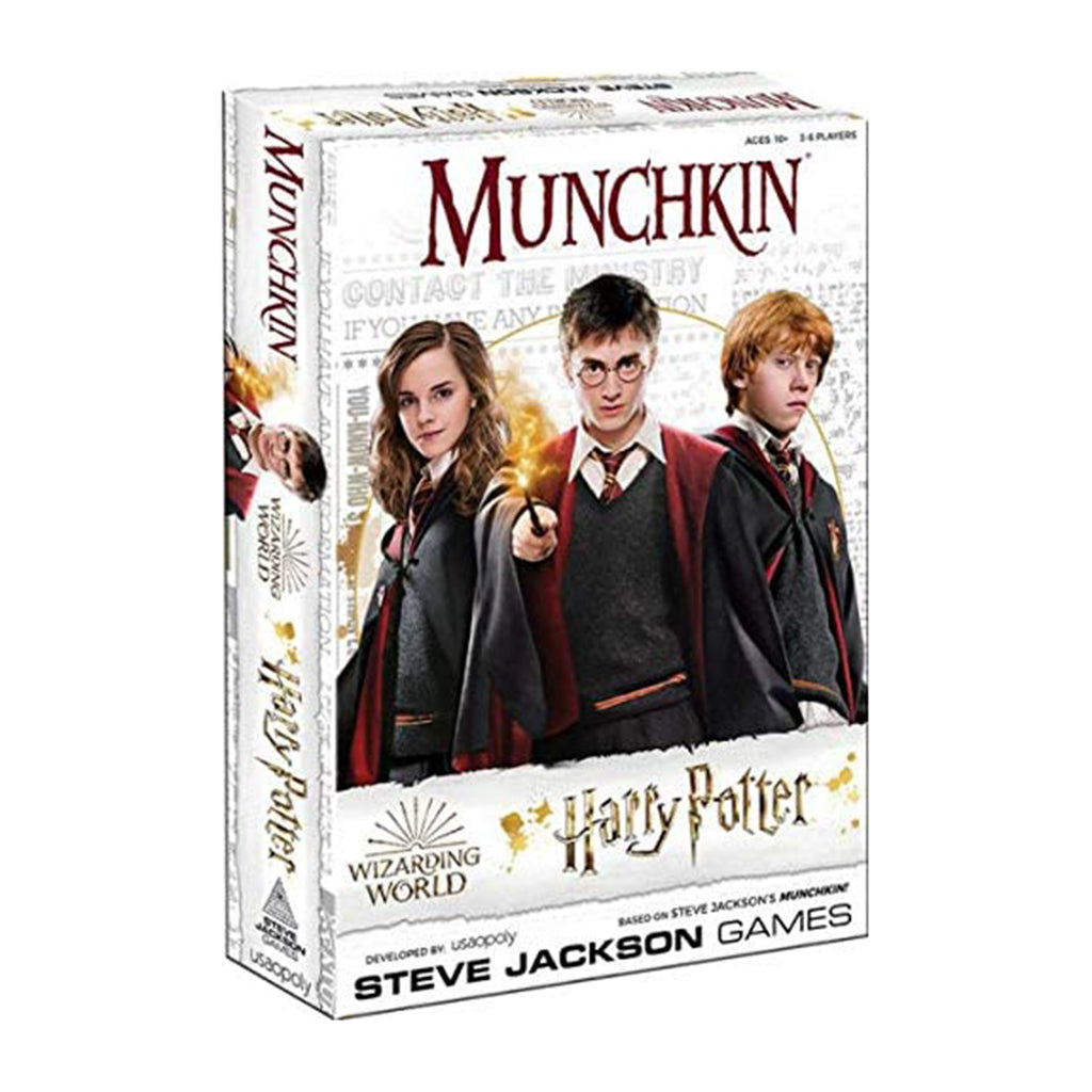 USAopoly Harry Potter Munchkin The Game