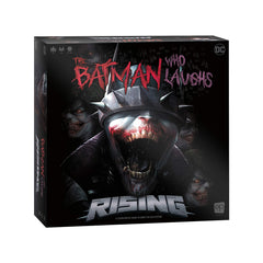 USAopoly The Batman Who Laughs Rising The Board Game