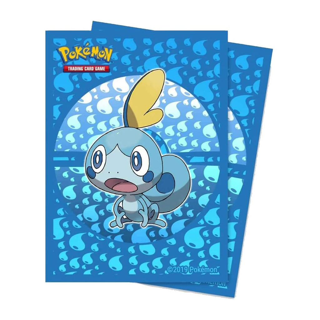 Ultra Pro Pokemon Sword And Shield Sobble Protector Sleeves 65 Count