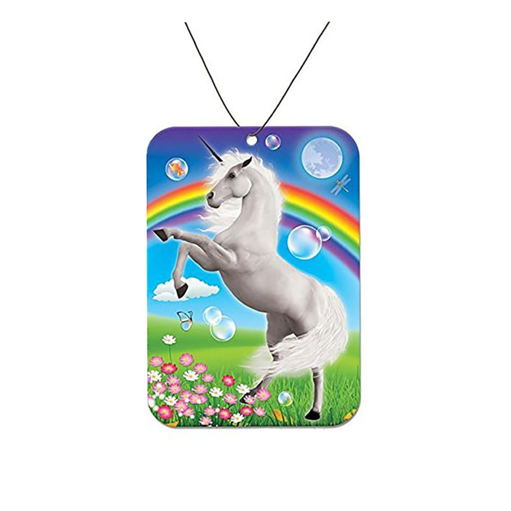 Unicorn Cotton Candy Scent Air Freshener