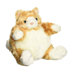 Unipak Baby Plumpee Tabby Cat 7 Inch Animal Plush