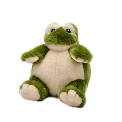 Unipak Plumpee Toadie Frog 9 Inch Animal Plush