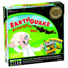 University Games Earthquake Simulator Science Set