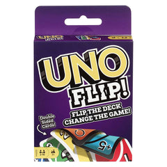 Uno Flip The Card Game