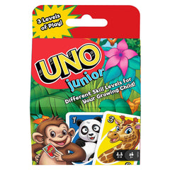 Uno Junior The Card Game