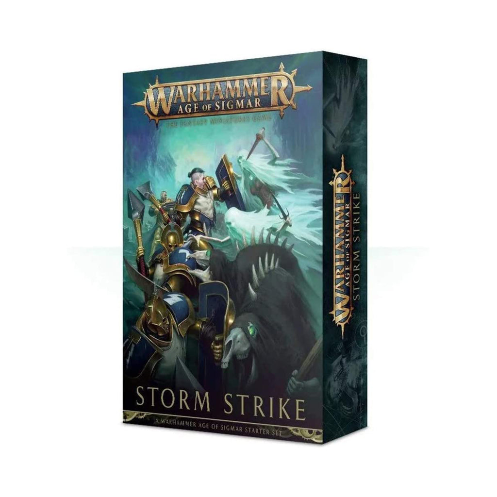 Warhammer Age Of Sigmar Storm Strike Set