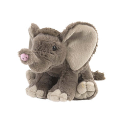 Animal Plush Toys - Wild Republic Cuddlekin Lil's Elephant 5 Inch Plush