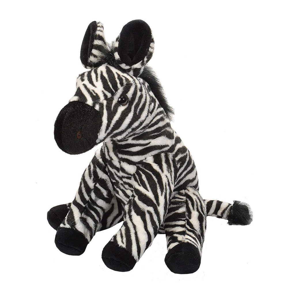 Animal Plush Toys - Wild Republic Cuddlekins Zebra 12 Inch Animal Plush