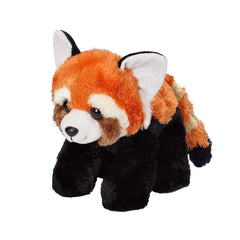 Animal Plush Toys - Wild Republic Hug'ems Medium Red Panda 10 Inch Animal Plush Figure