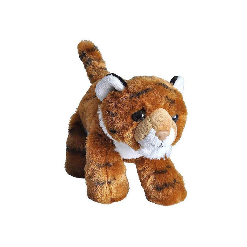 Wild Republic Hug'ems Mini Tiger Animal 7 Inch Plush