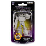 Wizkids Transformers Deep Cuts Unpainted Soundwave Figure