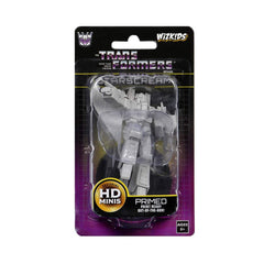 Wizkids Transformers Deep Cuts Unpainted Starscream Figure