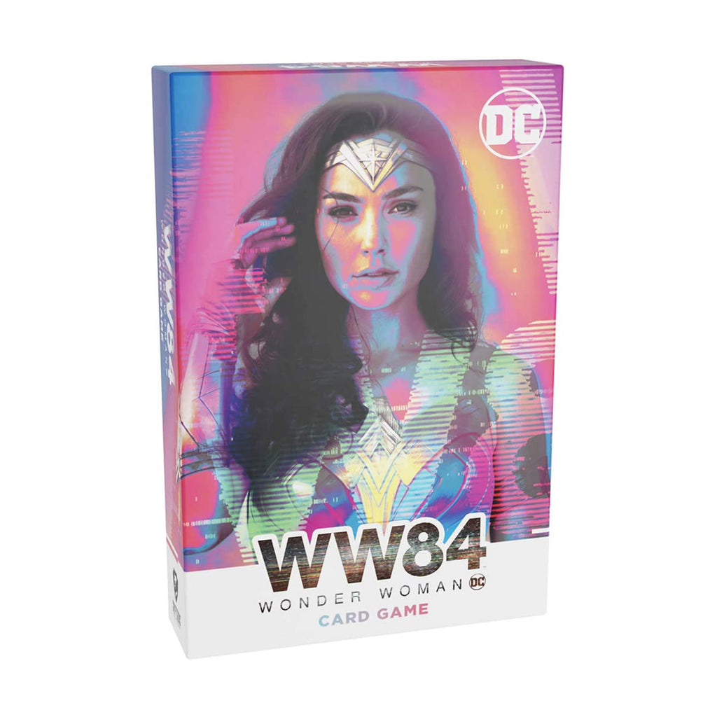 Wonder Woman DC WW84 Card Game