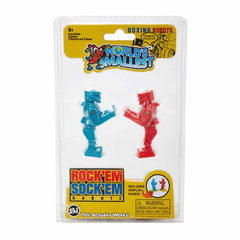 World's Smallest Rock'Em Sock'Em Robots Set