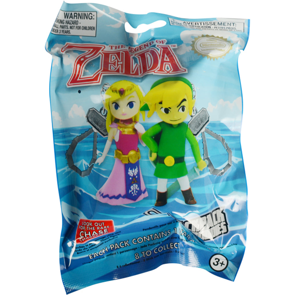 Zelda Backpack Buddies 2nd Series Blind Bag Mini Figure