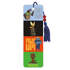 Bookmarks - Zootopia Characters Premier Bookmark