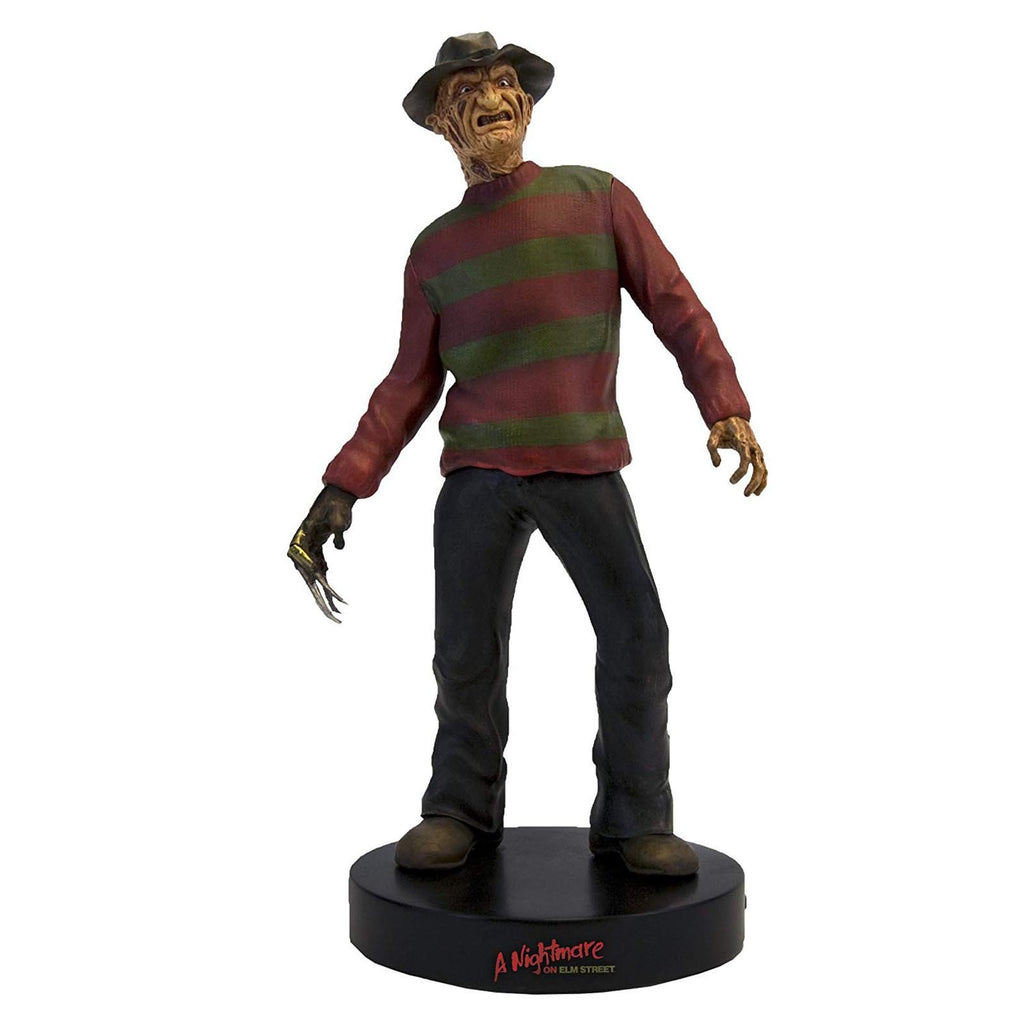 A Nightmare On Elm Street Freddy Krueger Premium Motion Statue