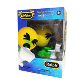 Action Figures - All Starz Emoji Characters Ralph Vinyl Figure
