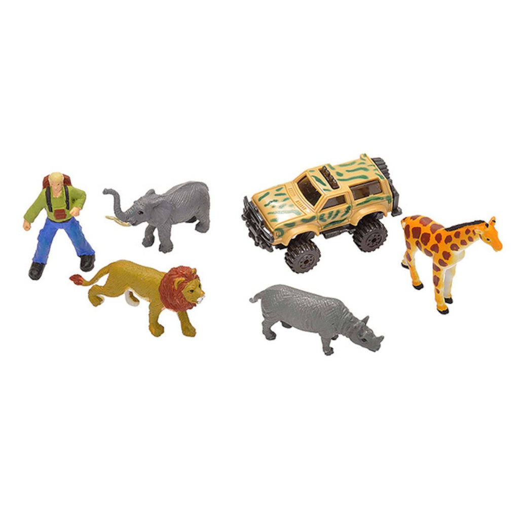 Action Figures - Animal Adventure African Adventure Pack Playset