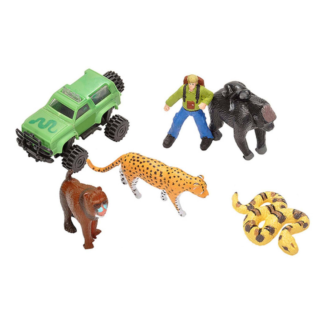 Action Figures - Animal Adventure Congo Adventure Pack Playset