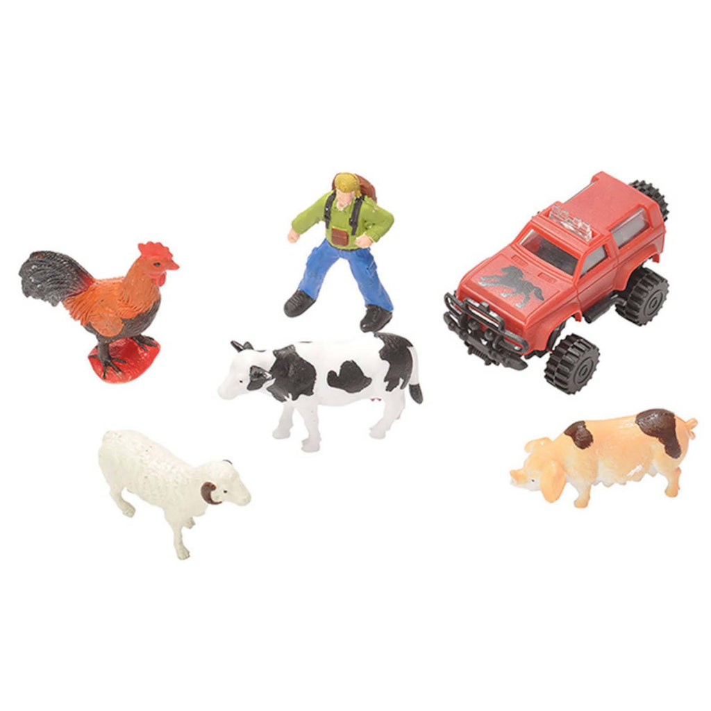 Action Figures - Animal Adventure Farm Adventure Pack Playset