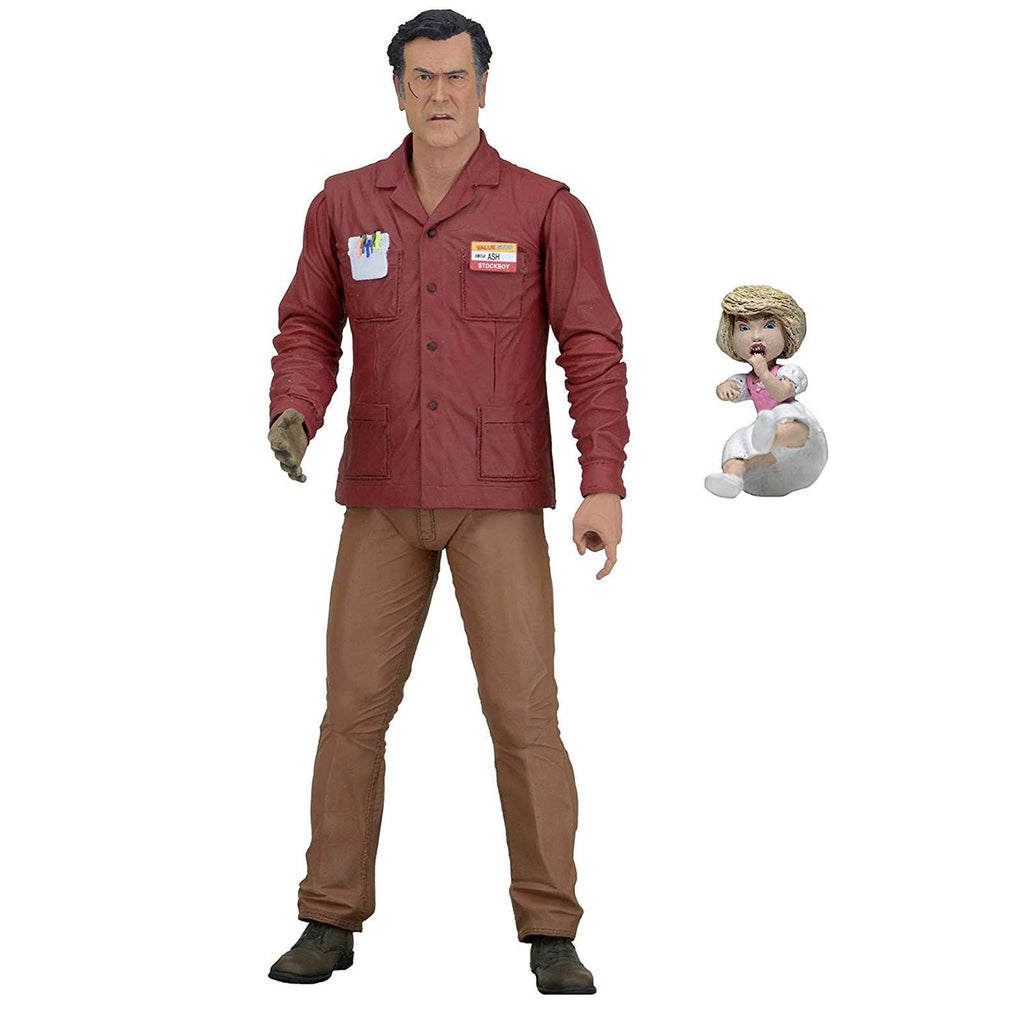 Ash Vs Evil Dead Value Stop Ash Williams Action Figure