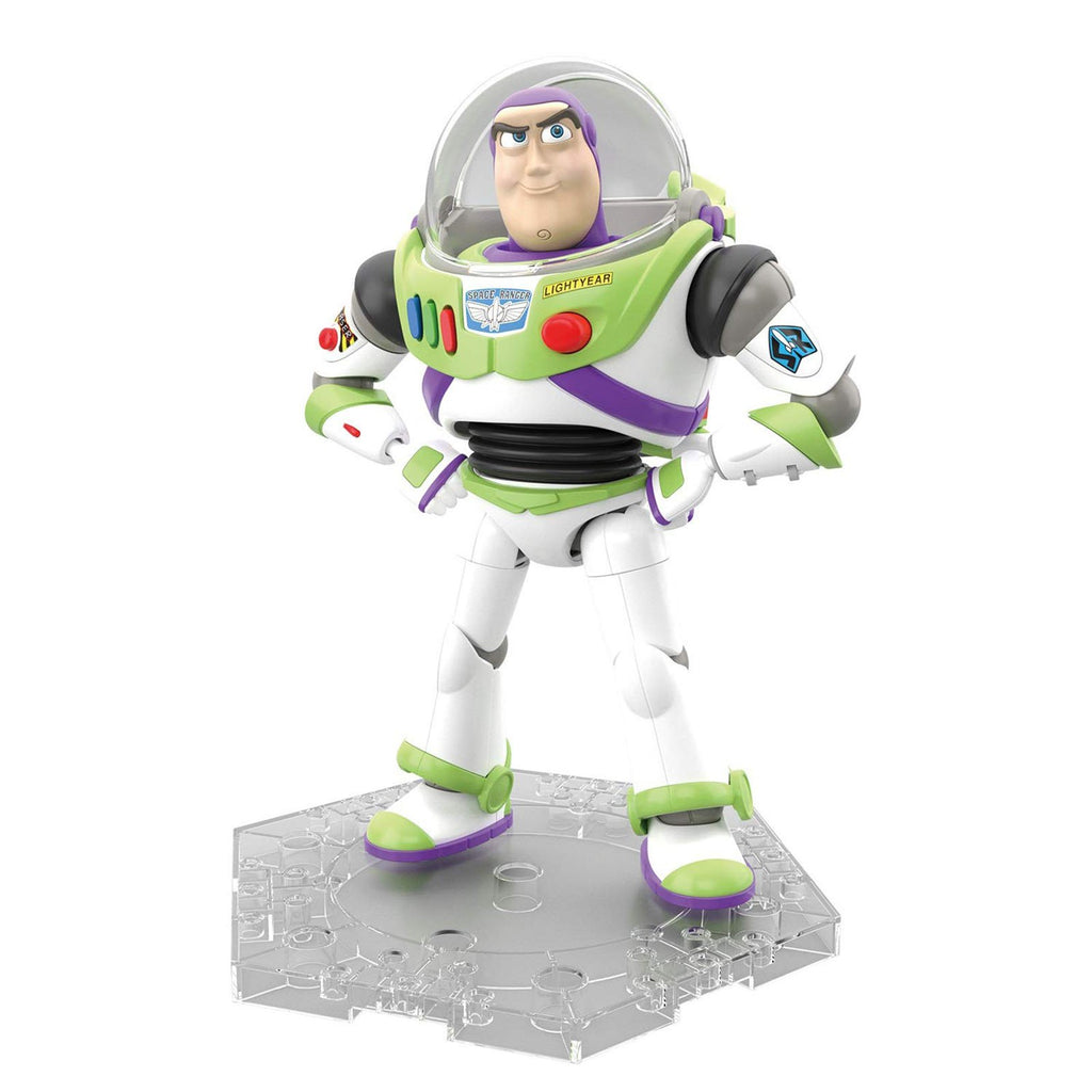 Bandai Disney Toy Story 4 Buzz Lightyear Model Set