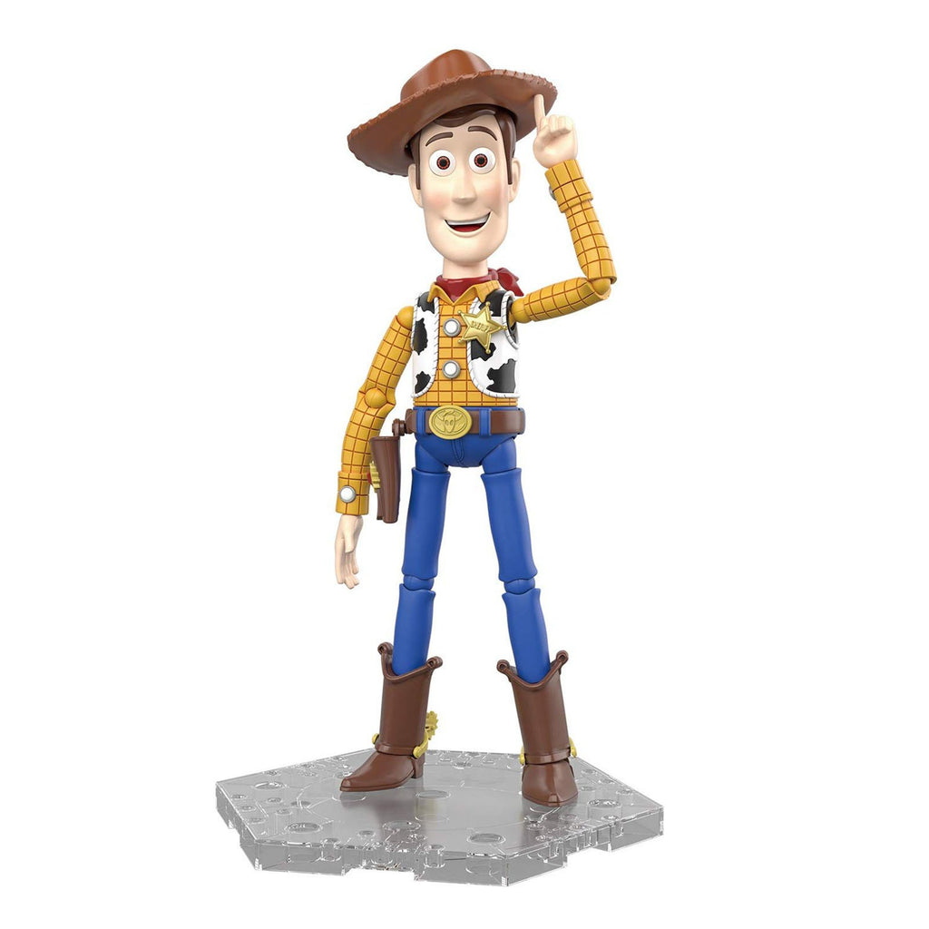 Bandai Disney Toy Story 4 Woody Model Set