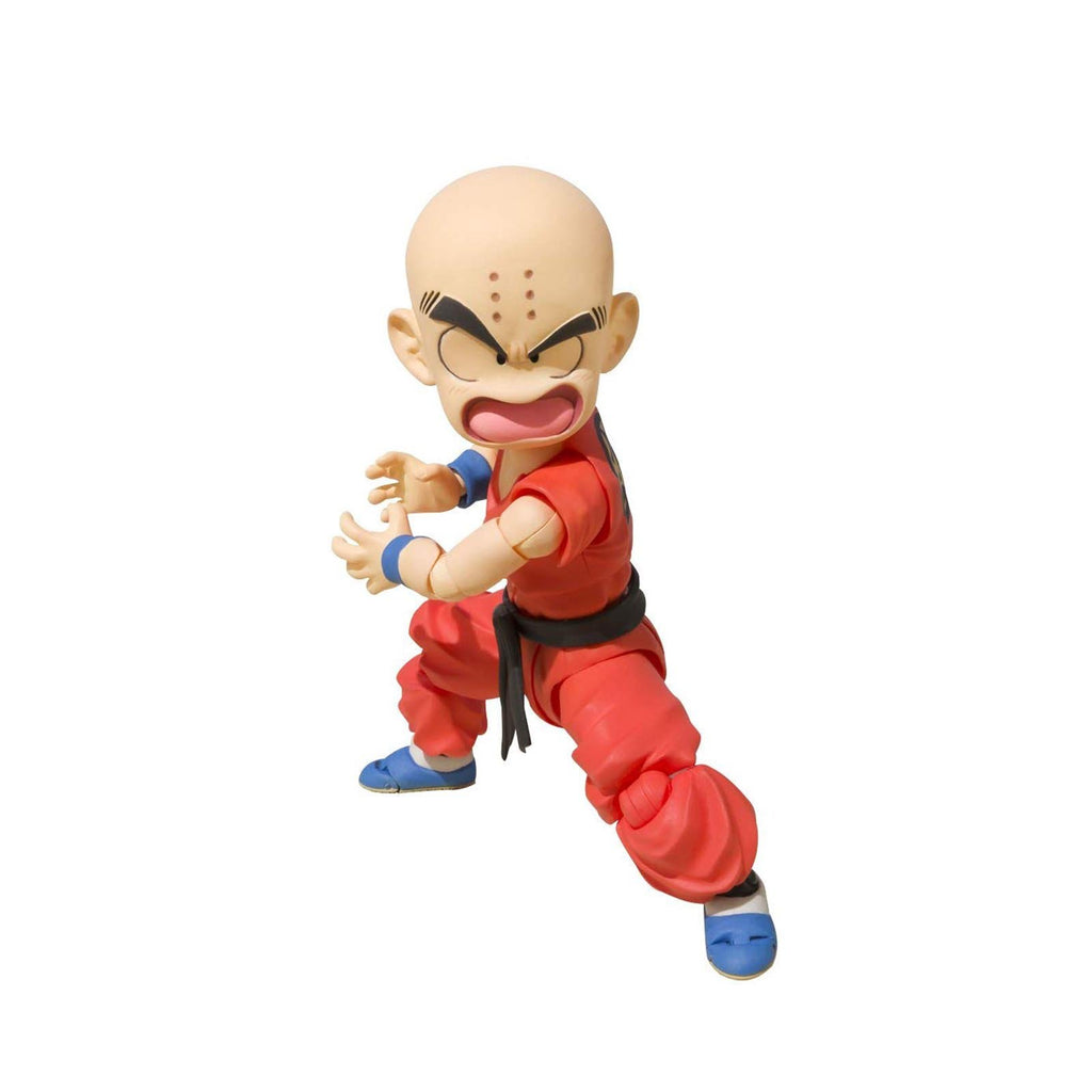 Bandai Dragon Ball Klilyn Kid Krillin Figuarts Action Figure