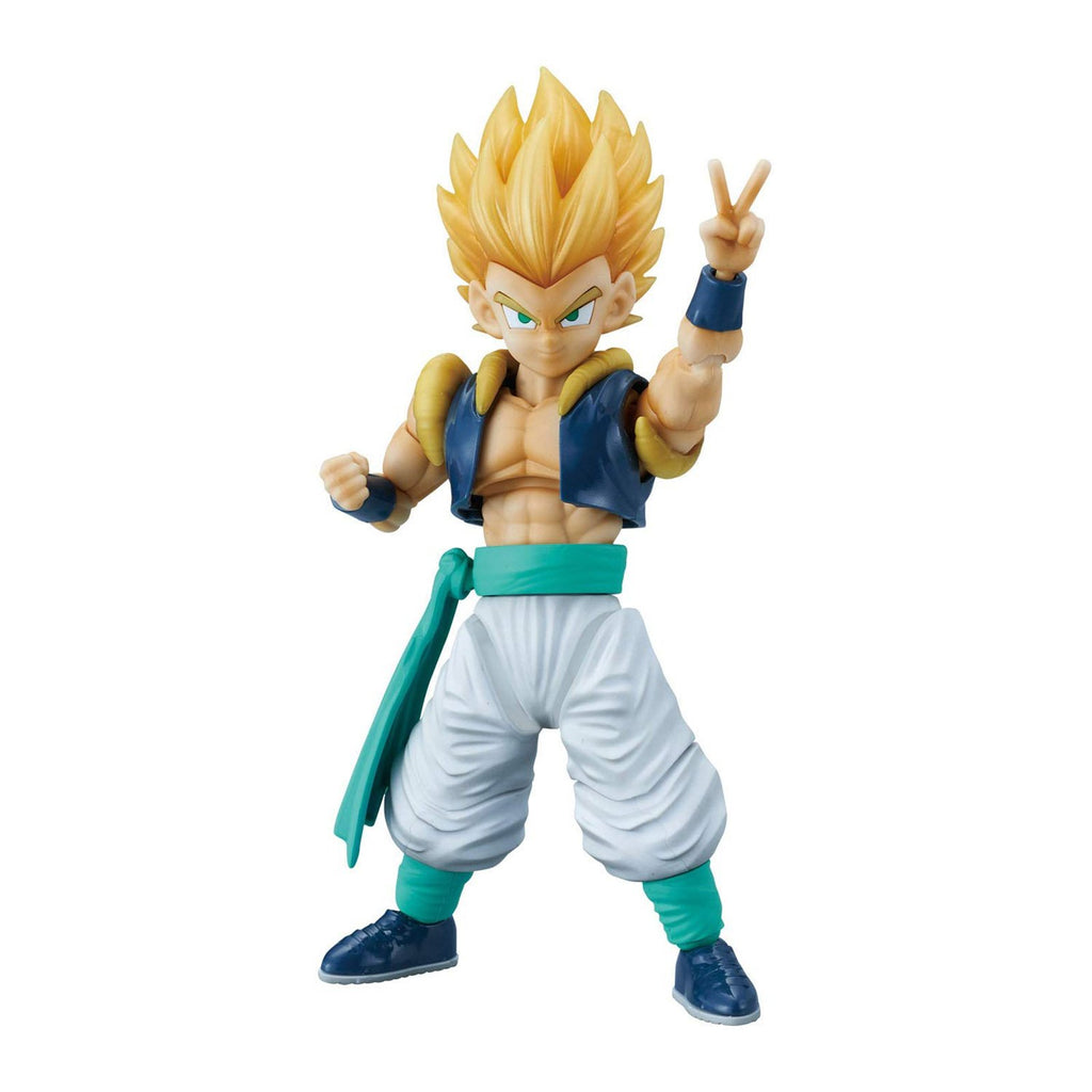 Bandai Dragon Ball Z Super Saiyan Gotenks Model Kit